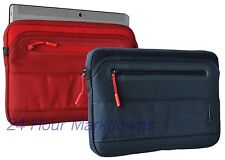 NEW Nixon Tablet Sleeve Case Cover for Microsoft Surface Pro RT  Red Blue