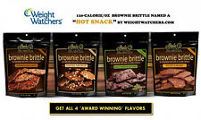 Sheila G's Brownie Brittle 4 oz - Four Varieties Available!