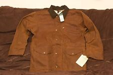 Filson Cover Cloth Weekender Coat Mile Marker10023 Made USA New Free Shipping
