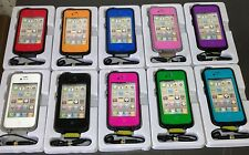 NEW WATERPROOF SHOCKPROOF CASE for Apple iPhone 4/4S RETAIL PACKAGE!