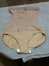 New NWOT Plus Size Spanx High Waist Panty in Beige