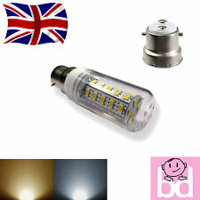 B22 5730 SMD 36 LED 12 Watt 12W Light Bulb Lamp BC Bayonet Cap Energy Saving