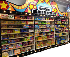 4, 6, 8, or 10 BOXES OF MOVIE THEATRE CANDY (ASSORTED FLAVORS)