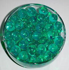 Green Crystal Water Soil Beads for Flowers Wedding Party Mud, 15 Gram Bag