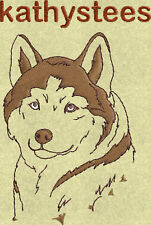 Dog Portraits Machine Embroidery Designs Set of 10 On CD