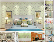Luxury High Quality Home Damask Decor Background PVC Roll Wallpaper Decal 9Color
