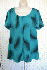 Gorgeous Teal / Jade Coloured Tunic