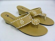 CHATTIES MINI WEDGE SANDALS
