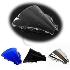 New Windshield Windscreen Double Bubble For Yamaha YZF R6 YZF-R6 2006 2007 06 07