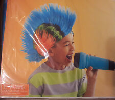 New Childrens Ages 4+ Mohawk Wig Boys & Girls Choose Color Dress-up Pretend Play