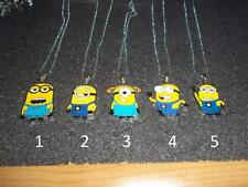 """Despicable Me Necklace with 17"""" Chain-USA Seller-Free Shipping"""