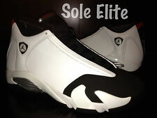 NEW 2014 DS Nike Air Jordan Retro BLACK TOE 14 XIV Sizes 7 -13