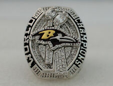 2012 Baltimore Ravens NFL Super Bowl Championship Rings Ring