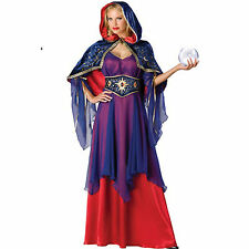 Game of Thrones Costume Mystical Sorceress Gypsy Fortune Teller PLUS 6-22