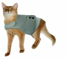 BRAND NEW Calm Cat Anti Anxiety and Stress Relief Coat for Cats Thunder Shirt