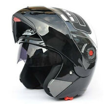 7 Colors Motorcycle Helmet Dual Visor Modular Flip Up Sun Shield Full Open Face