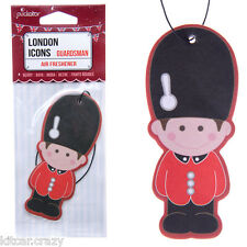 LONDON ICON, GUARDSMAN AIR FRESHENER BERRY, CAR, HOME, OFFICE