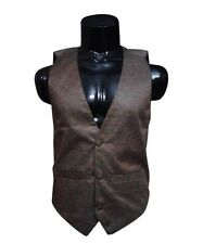 Mens waist coat in brown color, (size- medium-chest-38 )  ( SKU - JW89863 )