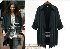 2014 Autumn Casual Women Korean Fashion Casual Long Sleeve Coat Jacket Outwear