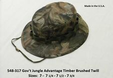 Military Boonie Hat Advantage Timber GI Jungle Hat Hunting Hat Made In The U.S.A