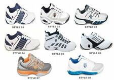 New Mens K-Swiss Running Sports Shoes Lace Up Trainers Sneakers Gym Tennis Size