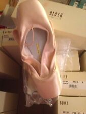 BLOCH 131L & 131 Pointe ballet shoes adult pink,Serenade,  sizes 1-7.5