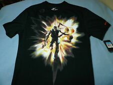 Nike Kevin Durant MEDIUM and LARGE BRAND NEW t-shirt fast crossover OKC dri fit