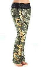NEW GWG Girls With Guns Script Lounge Pants Ladies Mossy Oak or Black #14FLPANT