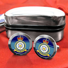 Royal Air Force (RAF) ® Strike Command Cufflinks in Gift Box