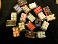 Soy Breakaway 6 pack tarts - You Pick Your Fragrances and Quantities all seasons
