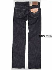Levis 501-0669 Knight Blue Rigid Jeans All Sizes Available BNWT