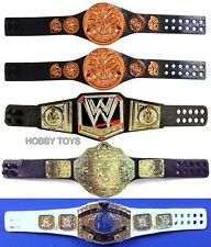 Tag Team WWE World Heavyweight Championship Intercontinental Belts Toys Figure