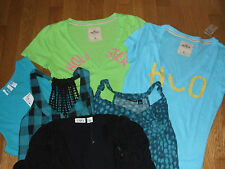 Junior Blouses by CATO, ANA, Hollister, Self Esteem or Piper & Blue; Size S or M