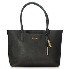 *NEW* Calvin Klein Handbag Saffiano Leather Tote