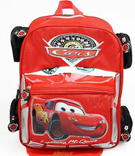 New Disney Pixar 95 Cars McQueen Kids Boy Backpack School Bag Kids Gift