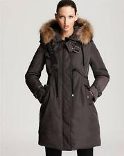 2014 NWT AUTH MONCLER Black or Green Phalangere Long Down Coat $1850