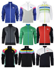 New PUMA Men's Track Jacket Sport Fitness  Zip-Up Sweatshirts Hooded XS-XXL D6