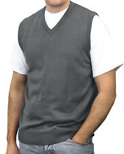MEN'S BIG AND TALL SWEATER VEST