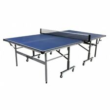 Butterfly Easifold Deluxe Outdoor Rollaway Table Tennis Table Top Green/Blue