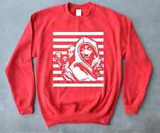 2Pac Tupac Shakur Juice Crewneck 4 Air Jordans Fire Red 3 4 5s White Cement 3 4s