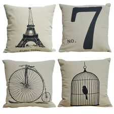 Marvellous Home Decorative Room Decors Car Throw Square Pillow Cushion Covers