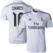 SELECCION COLOMBIA JAMES REAL MADRID ALL SIZES HOME & VISITORS JERSEYS TRIPLE A