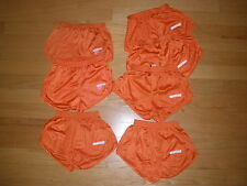 HOOTERS GIRL WORN *GRAB BAG* SEXY ORANGE ORIGINAL OWL UNIFORM SHORTS SIZE XSMALL