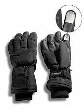 Basic Battery Heated Touch Screen Gloves Glove Heat Warm Winter 3 Sizes Heating