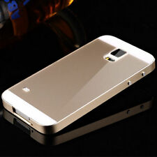 Luxury Aluminum Ultra-thin Metal Hard Case Cover For Samsung Galaxy S5 SV i9600