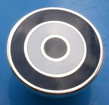 MOD TARGET BADGE - IN NEWCASTLE COLOURS - 12MM 16MM 20MM DIA