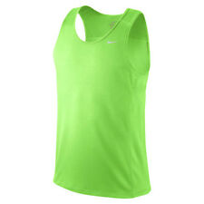 NWT Nike Men's Dri-Fit Miler Sleeveless Running Singlet Tank Shirt Size L