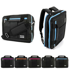 "Laptop Messenger/Backpack Notebook Carrying Briefcase Bag For 12"" HP Lenvoe Dell"