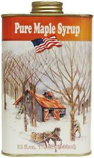 Ferguson Farm 100% Pure Vermont Maple Syrup - Classic Tin Quart
