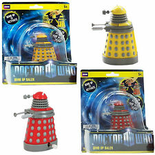 Doctor Who Wind Up Dalek New Action Figure Dr Who BBC Genuine Drone Toy